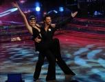 foto:IPP/Gioia Botteghi Roma 20/03/2010 Finale di Ballando con le stelle raiuno, Miss Italia Maria Perrusi balla con Roberto Imperatori