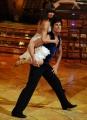 foto:IPP/Gioia Botteghi Roma 20/03/2010 Finale di Ballando con le stelle raiuno, Ron Moss e Sara Di Vaira