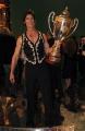 foto:IPP/Gioia Botteghi Roma 20/03/2010 Finale di Ballando con le stelle raiuno, Ron Moss  secondo posto