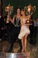 foto:IPP/Gioia Botteghi Roma 20/03/2010 Finale di Ballando con le stelle raiuno, Ron Moss e Sara Di Vaira secondo posto