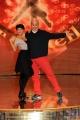 Foto IPP/Gioia Botteghi  Roma 8/01/10 Conferenza stampa di presentazione della sesta edizione di BALLANDO CON LE STELLE, nella foto: Maurizio Battista e Vicky Martin