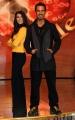 Foto IPP/Gioia Botteghi  Roma 8/01/10 Conferenza stampa di presentazione della sesta edizione di BALLANDO CON LE STELLE, nella foto:  Raz Degan e Samanta Togni