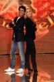 Foto IPP/Gioia Botteghi  Roma 8/01/10 Conferenza stampa di presentazione della sesta edizione di BALLANDO CON LE STELLE, nella foto:Barbara De Rossi e Simone De Pasquale