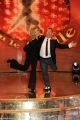 Foto IPP/Gioia Botteghi  Roma 8/01/10 Conferenza stampa di presentazione della sesta edizione di BALLANDO CON LE STELLE, nella foto: Milly Carlucci e Paolo Belli
