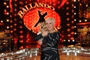 Foto IPP/Gioia Botteghi Roma 9/01/10 prima puntata di BALLANDO CON LE STELLE, nella foto:  presidente della giuria Margharet Smith