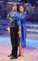 Foto IPP/Gioia Botteghi Roma 9/01/10 prima puntata di BALLANDO CON LE STELLE, nella foto:  Raz Degan e Samanta Togni