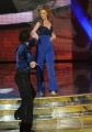 Foto IPP/Gioia Botteghi Roma 9/01/10 prima puntata di BALLANDO CON LE STELLE, nella foto:  Maria Concetta Mattei e Roberto Imperatori