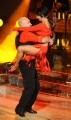 Foto IPP/Gioia Botteghi Roma 9/01/10 prima puntata di BALLANDO CON LE STELLE, nella foto:  Maurizio Battista e Vicky Martin