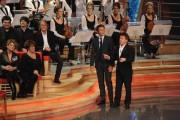 Foto/IPP/Gioia Botteghi Roma 7/01/2011 Prima puntata de I RACCOMANDATI, nella foto: Vittorio Emanuele,  Pupo