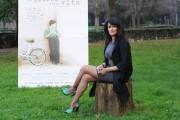 Foto/IPP/Gioia Botteghi Roma 11/01/2011 Presentazione del film UN GIORNO NELLA VITA, nella foto: Mariagrazia Cucinotta