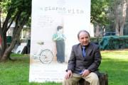 Foto/IPP/Gioia Botteghi Roma 11/01/2011 Presentazione del film UN GIORNO NELLA VITA, nella foto: Ernesto Mahieux