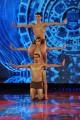 Foto/IPP/Gioia Botteghi Roma 11/01/2011 Prima puntata di Amici, nella foto:  Balletto