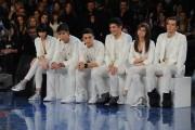 Foto/IPP/Gioia Botteghi Roma 11/01/2011 Prima puntata di Amici, nella foto:  i concorrenti bianchi