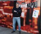Foto/IPP/Gioia Botteghi Roma 12/01/2011 presentazione della fiction rai LA SQUADRA, nella foto: Antonio Milo