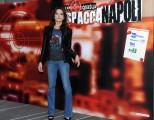 Foto/IPP/Gioia Botteghi Roma 12/01/2011 presentazione della fiction rai LA SQUADRA, nella foto: Irene Ferri