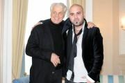 Foto/IPP/Gioia Botteghi Roma 17/01/2011 Presentazione del film Vallanzasca, nella foto, Michele Placido, Giuliano Sangiorgio