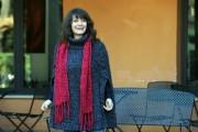 Foto/IPP/Gioia Botteghi Roma 31/01/2011 presentazione del film Into Paradiso, Nella foto: La regista Paola Randi
