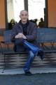Foto/IPP/Gioia Botteghi Roma 31/01/2011 presentazione del film Into Paradiso, Nella foto: Peppe Servillo