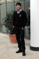 """Foto/IPP/Gioia Botteghi Roma 4/02/2011 a Roma tutti insieme i grandi campioni del pattinaggio protagonisti di""""GOLDEN CELEBRITIES ON ICE""""sabato 5 febbraio al Palalottomatica, nella foto:Evan Lysacek,"""