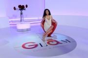 Foto/IPP/Gioia Botteghi Roma 11/02/2011 presentazione del programma di raidue Glam, 9 puntate, nella foto la conduttrice Samya Abbary