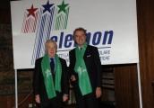 foto/IPP/Gioia Botteghi 14/12/2011 Roma, Conf Stampa Telethon, nella foto Luca Cordero e Paolo Garimberti