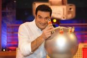Foto/IPP/Gioia Botteghi Roma 16/02/2011 Max Giusti presenta la nuova serie di Affari tuoi, raiuno
