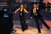 10 foto Roma 26/02/2011 Prima puntata di BALLANDO CON LE STELLE, nella foto:  Vittoria Belvedere e Stefano Di Filippo