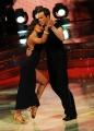 10 foto Roma 26/02/2011 Prima puntata di BALLANDO CON LE STELLE, nella foto:  Gedeon Burkhard e Samanta Togni