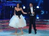 10 foto Roma 26/02/2011 Prima puntata di BALLANDO CON LE STELLE, nella foto:   Alessia Filippi Raimondo Todaro