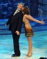 10 foto Roma 26/02/2011 Prima puntata di BALLANDO CON LE STELLE, nella foto:  Paolo Rossi e Vicky Martin