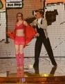 10 foto Roma 26/02/2011 Prima puntata di BALLANDO CON LE STELLE, nella foto:  Sara Santostasi e Umberto Gaudino