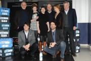 Foto/IPP/Gioia Botteghi Roma 1/03/2011 presentazione del film IL GIOIELLINO, nella foto il cast