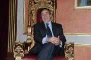 Foto/IPP/Gioia Botteghi Roma 3/03/2011 trasmissione Telecamere ospite il presidente dell'enav Vito Riggio