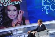 Foto/IPP/Gioia Botteghi Roma 3/03/2011 trasmissione porta a porta con Fini