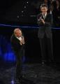 foto/IPP/Gioia Botteghi 21/11/2011 Roma, seconda puntata dello spettacolo di Fiorello nella foto con Mimmo Foresta