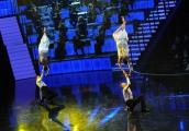 foto/IPP/Gioia Botteghi 28/11/2011 Roma, programma di Fiorello, nella foto coreografia