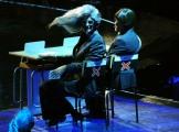 foto/IPP/Gioia Botteghi 28/11/2011 Roma, programma di Fiorello, nella foto con Baldini