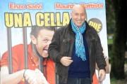 Foto/IPP/Gioia Botteghi Roma 3/03/2011 presentazione del film una cella in due, nella foto Maurizio Battista