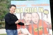 Foto/IPP/Gioia Botteghi Roma 3/03/2011 presentazione del film una cella in due, nella foto Enzo Salvi