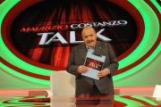 10foto 7/03/20011 Roma Trasmissione  Maurizio Costanzo Talk, inizia questa sera su raidue