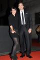 Foto IPP/Gioia Botteghi Roma 9/03/2011 Presentazione del film IL Rito, nella foto:  autore del libro _il rito_ Matt Baglio con la moglie