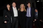 Foto IPP/Gioia Botteghi Roma 9/03/2011 Presentazione del film IL Rito, nella foto: ANTHONY HOPKINS con la famiglia