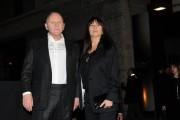 Foto IPP/Gioia Botteghi Roma 9/03/2011 Presentazione del film IL Rito, nella foto: ANTHONY HOPKINS con la moglie