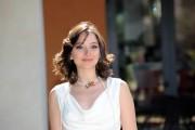 Foto IPP/Gioia Botteghi Roma 10/03/2011 Presentazione della fiction di raiuno Edda Ciano e il comunista, nella foto: Federica De Cola