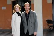Foto IPP/Gioia Botteghi Roma 10/03/2011 Presentazione della fiction di raiuno Edda Ciano e il comunista, nella foto: Alessandro Preziosi, Stefania Rocca