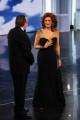 Foto IPP/Gioia Botteghi Roma 16/03/2011 Prima puntata raiuno di CENTOCINQUANTA, nella foto: Pippo Baudo e Sophia Loren