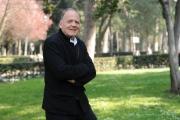 Foto IPP/Gioia Botteghi Roma 25/03/2011 presentazione del film La fine è il mio inizio, nella foto:  Bruno Ganz