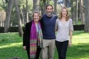 Foto IPP/Gioia Botteghi Roma 25/03/2011 presentazione del film La fine è il mio inizio, nella foto: La famiglia Terzani, Folco Angela e Saskia