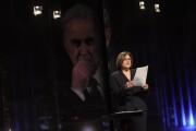 Foto IPP/Gioia Botteghi 28/03/2011 Roma prima puntata della trasmissione di raitre POTERE, condotta da Lucia Annunziata