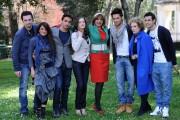 Foto IPP/Gioia Botteghi 31/03/2011 Roma presentazione del film A SUD DI NEW YORK, nella foto: il cast